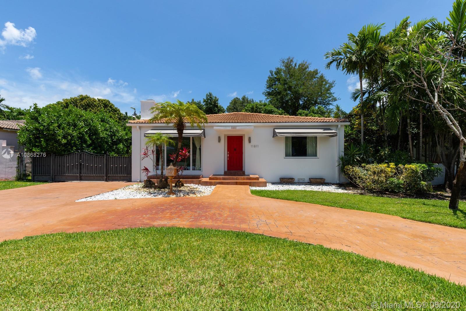 11811 NE 6th Ave Property Photo - Biscayne Park, FL real estate listing