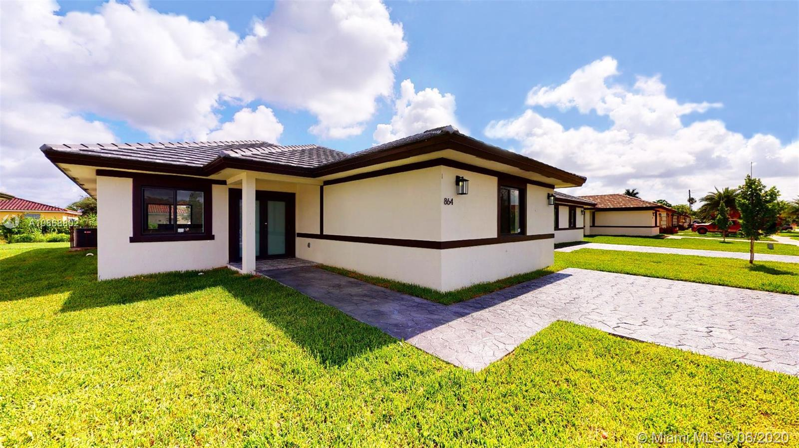 848 SW 5 ST Property Photo - Florida City, FL real estate listing