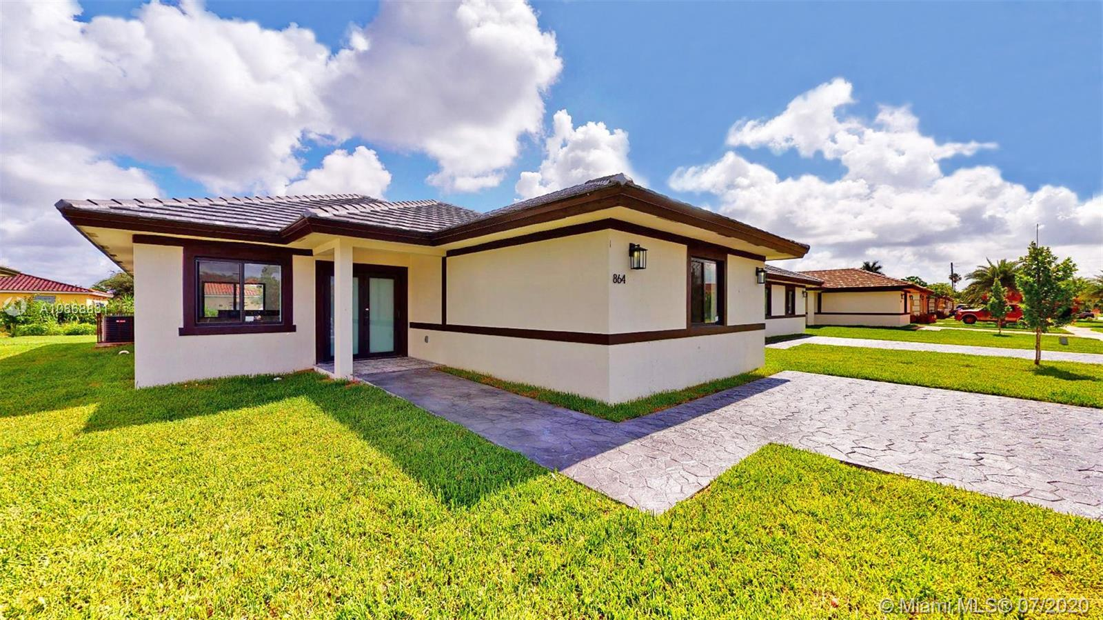 864 SW 5 ST Property Photo - Florida City, FL real estate listing