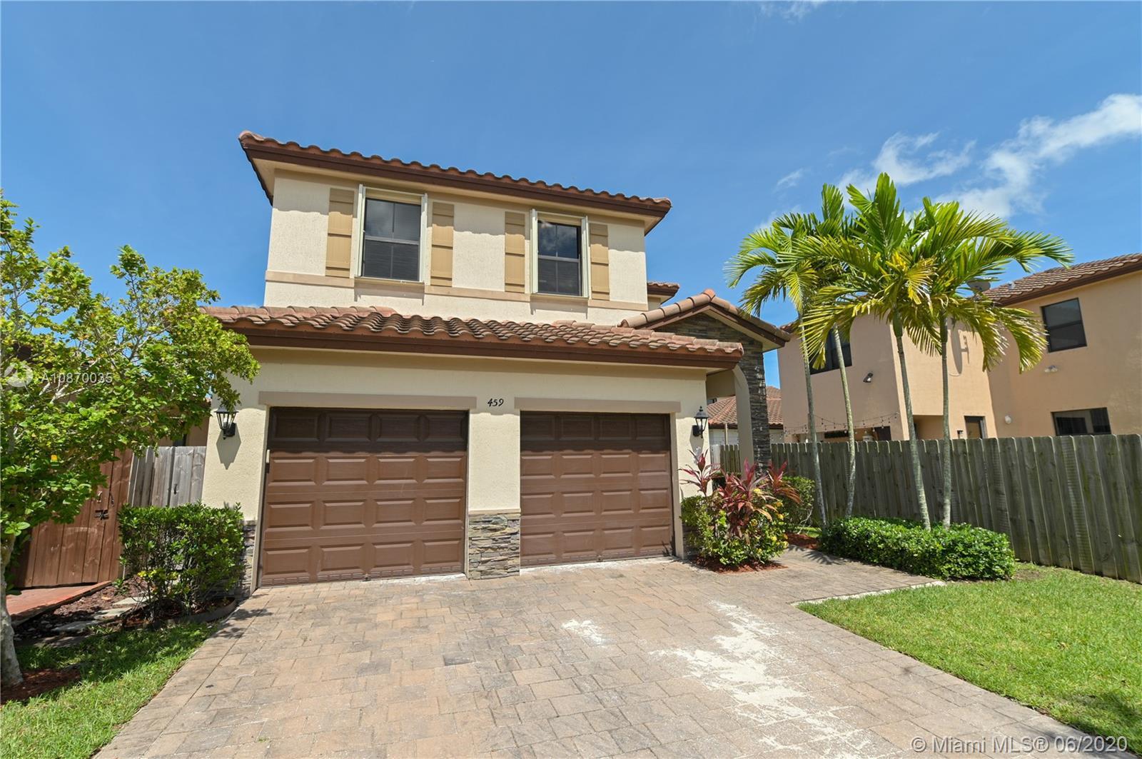 459 SE 33rd Ter Property Photo - Homestead, FL real estate listing