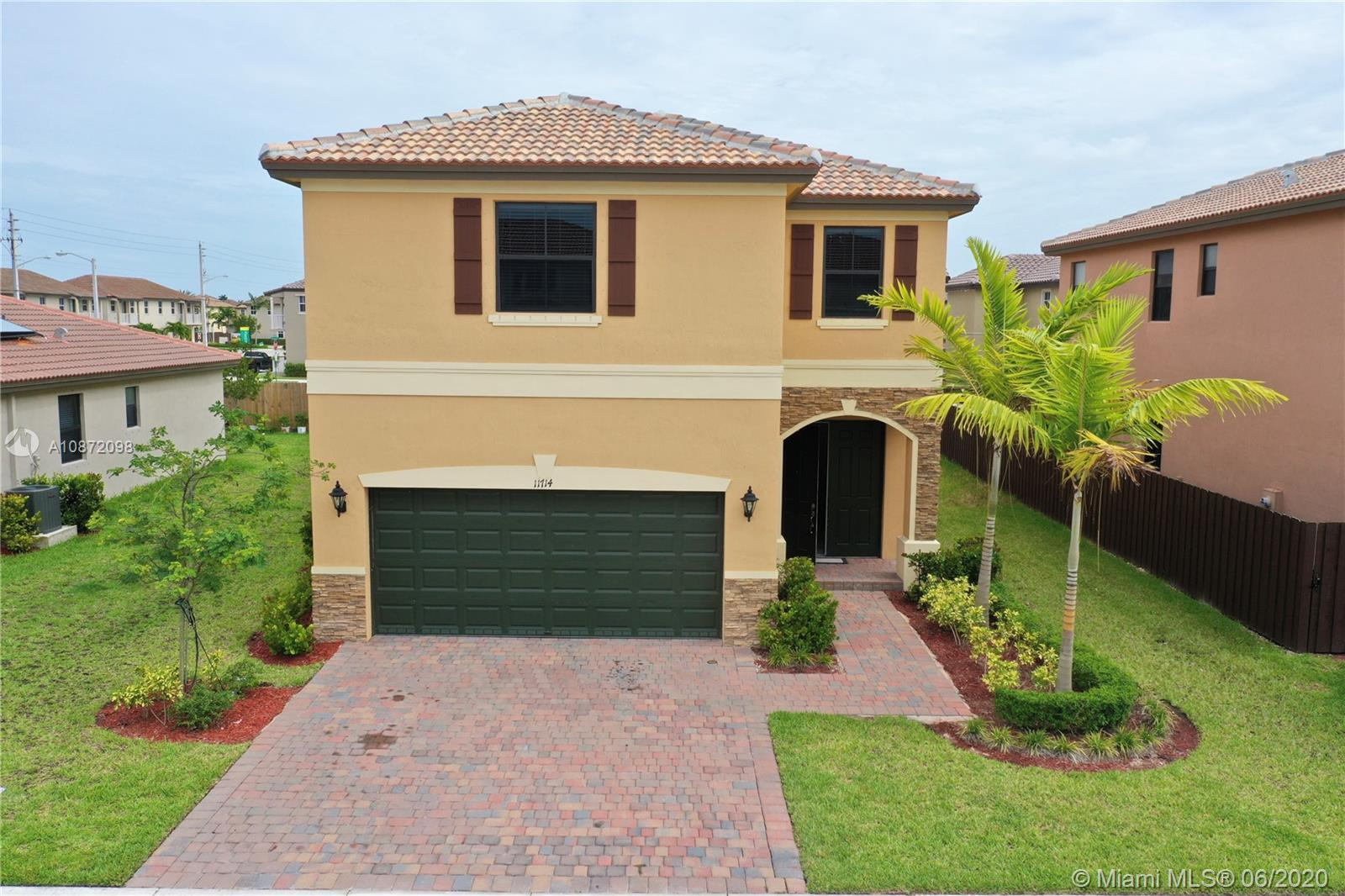 11714 SW 242nd Ter Property Photo - Homestead, FL real estate listing