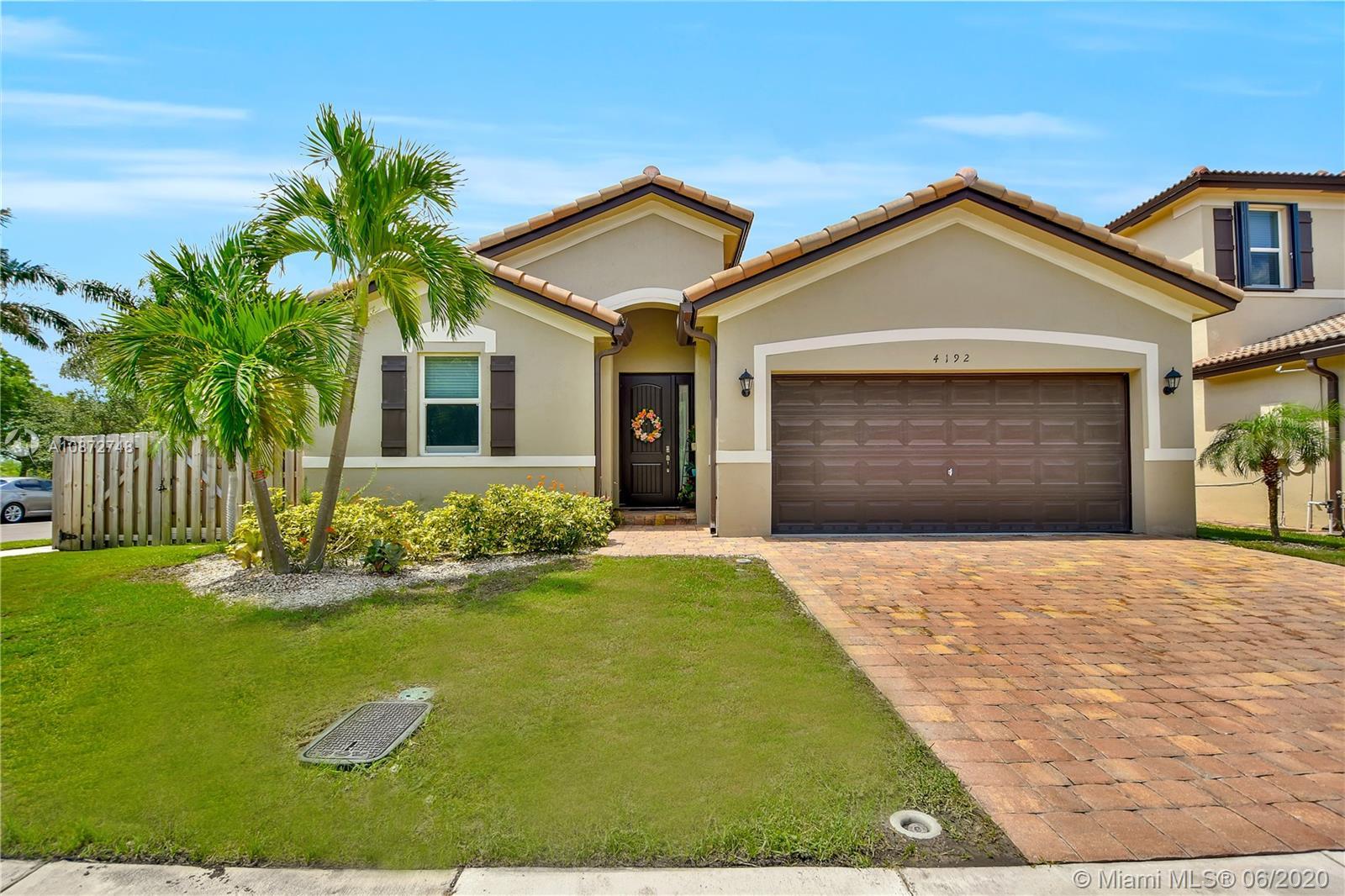 4192 NE 21st St Property Photo - Homestead, FL real estate listing