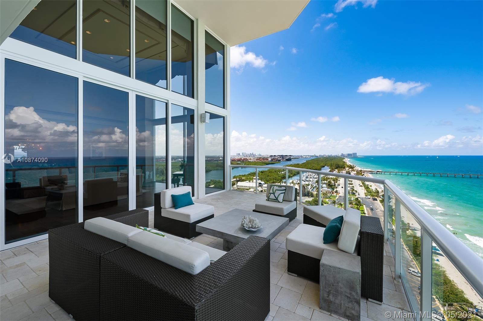 6051 N Ocean Dr #ph5 Property Photo 1