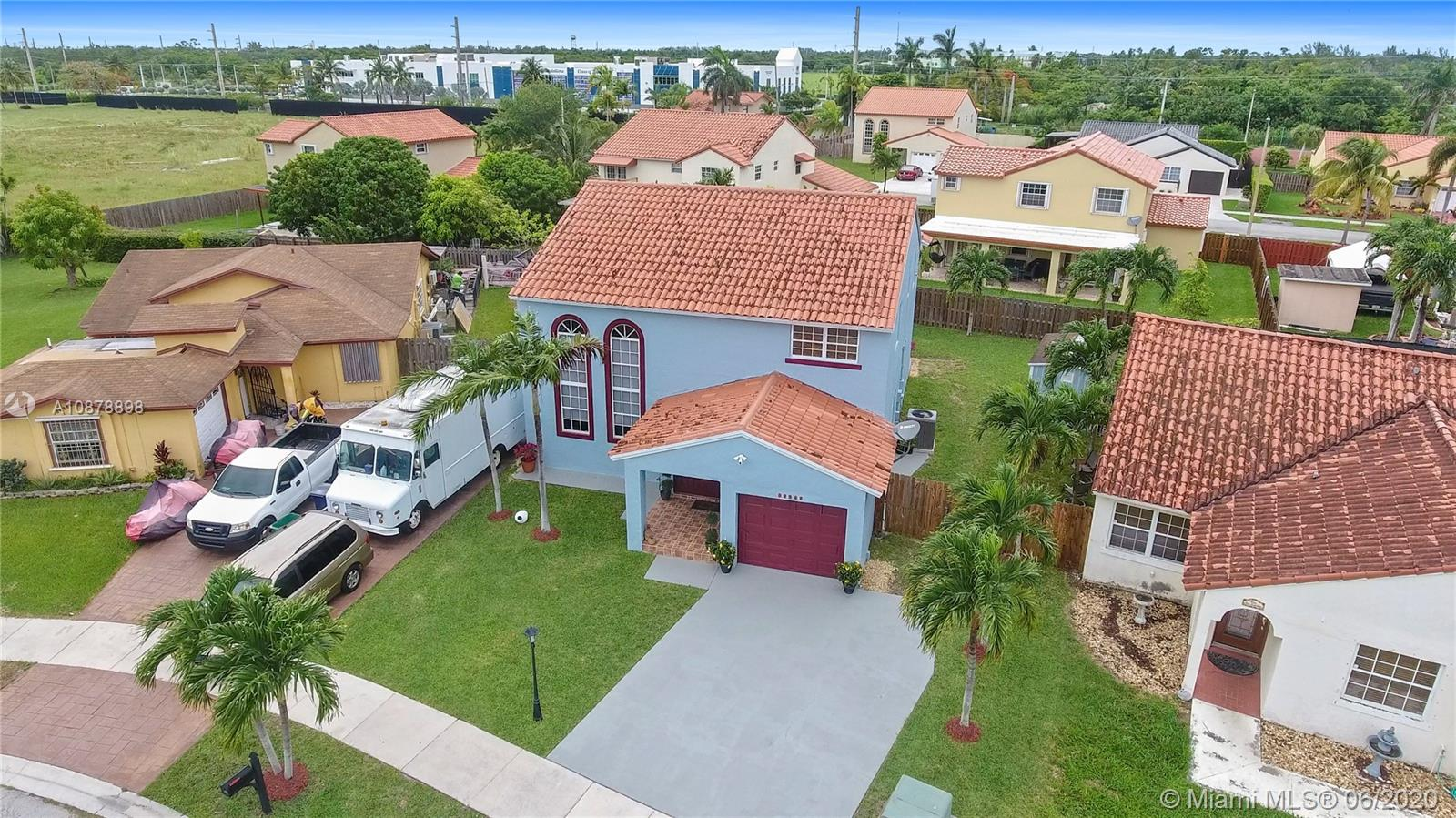 12367 SW 250th St Property Photo