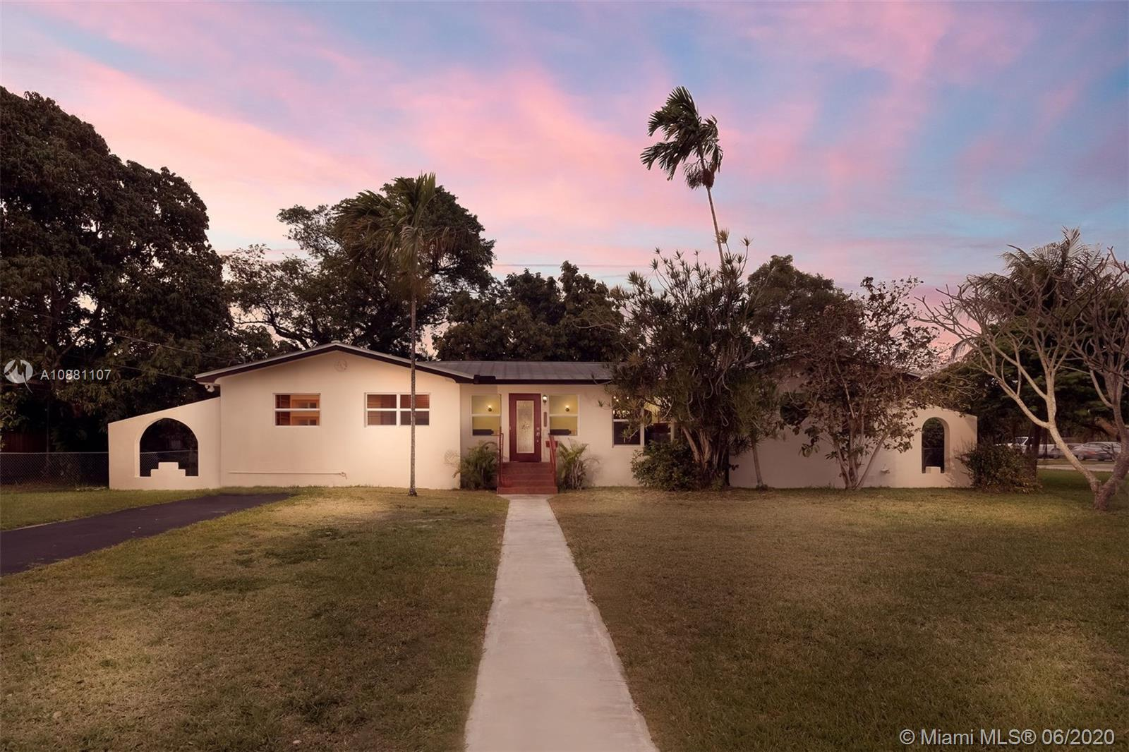 885 NE 111th St Property Photo - Biscayne Park, FL real estate listing