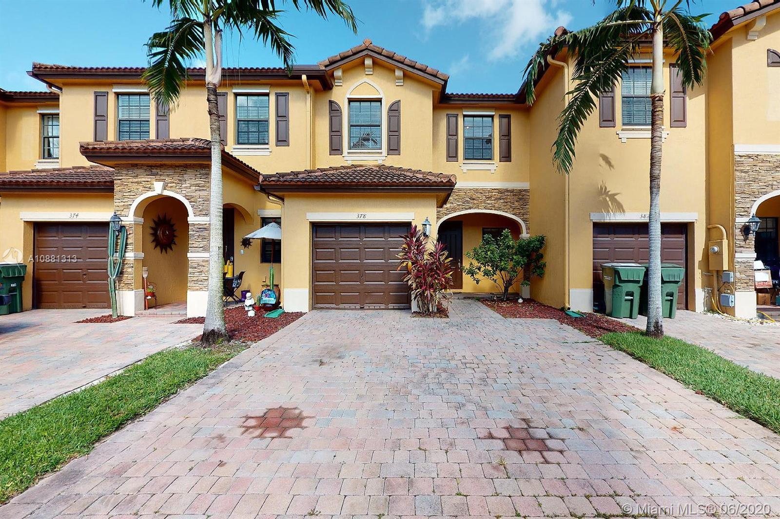 378 NE 37th Pl #378 Property Photo - Homestead, FL real estate listing