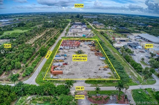 183 CT & SW 256 Street Property Photo - Miami, FL real estate listing