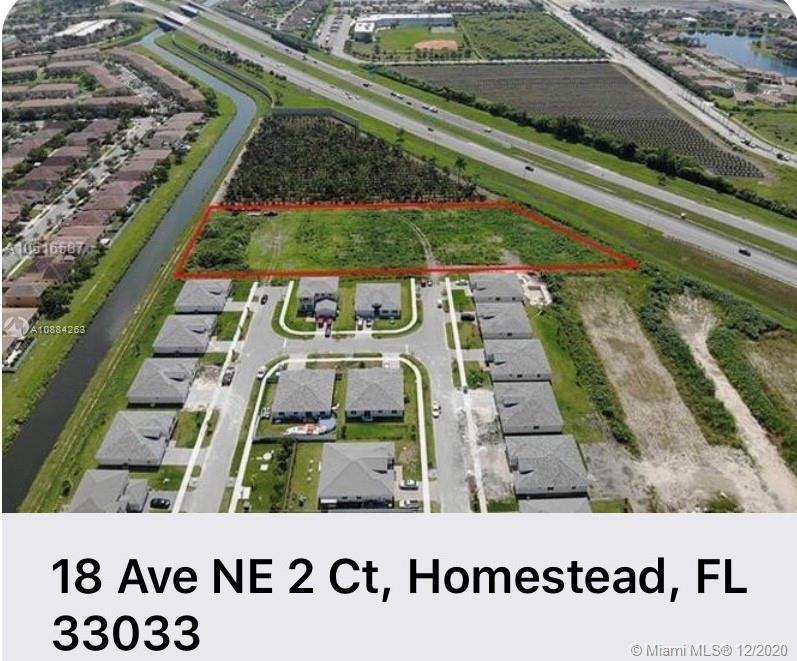 18 Ave NE 2 Ct Property Photo - Homestead, FL real estate listing