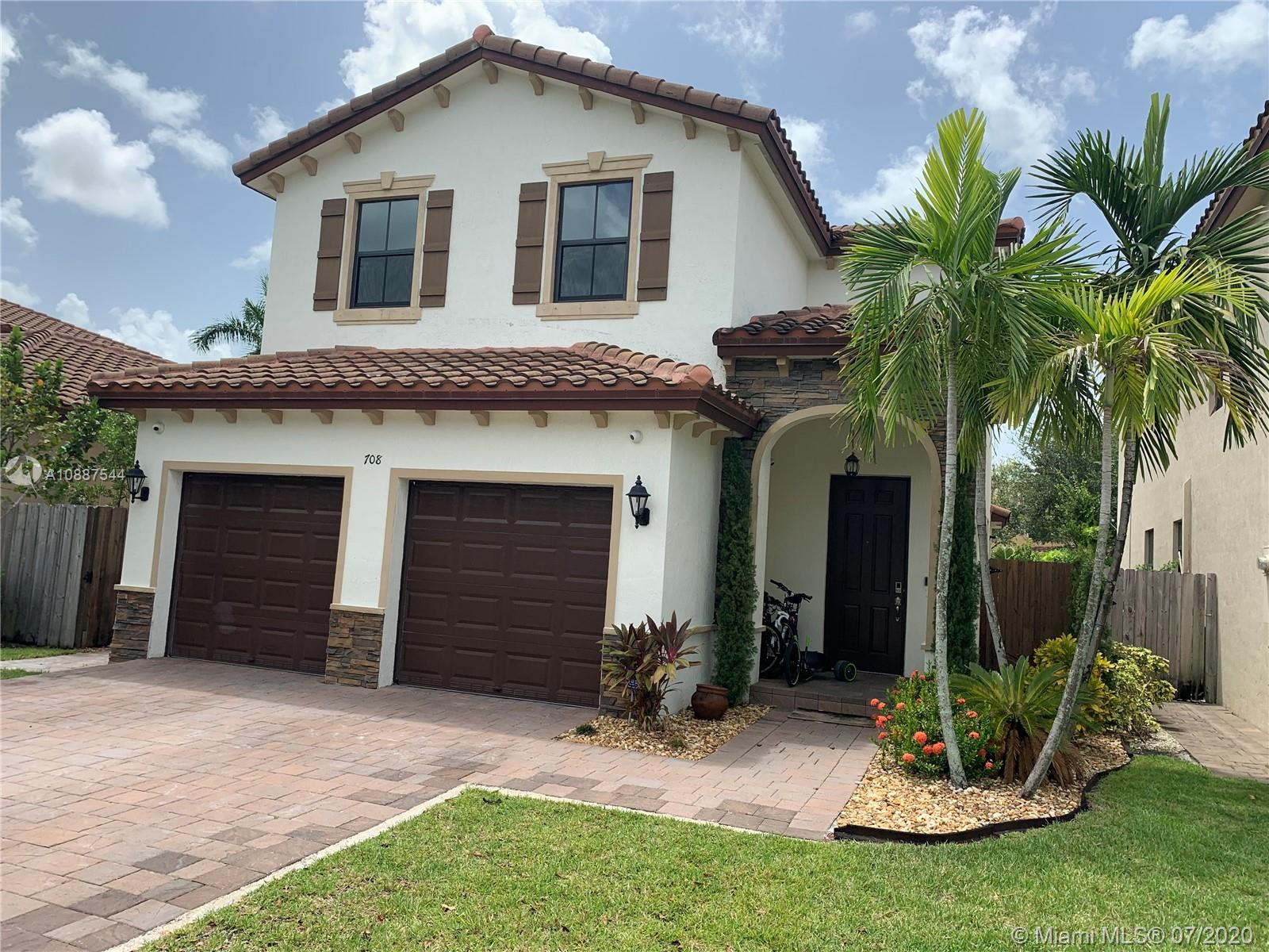 708 SE 33rd Ter Property Photo - Homestead, FL real estate listing