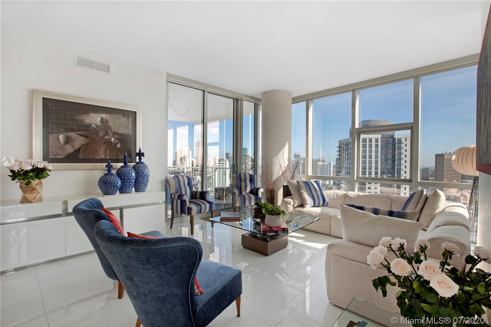 851 NE 1st Ave #3512 Property Photo - Miami, FL real estate listing