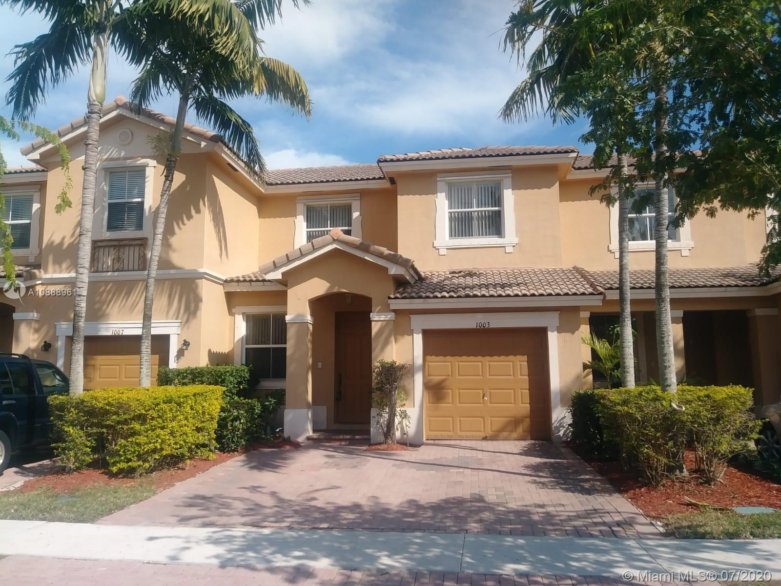 1003 NE 41st Pl #1003 Property Photo - Homestead, FL real estate listing