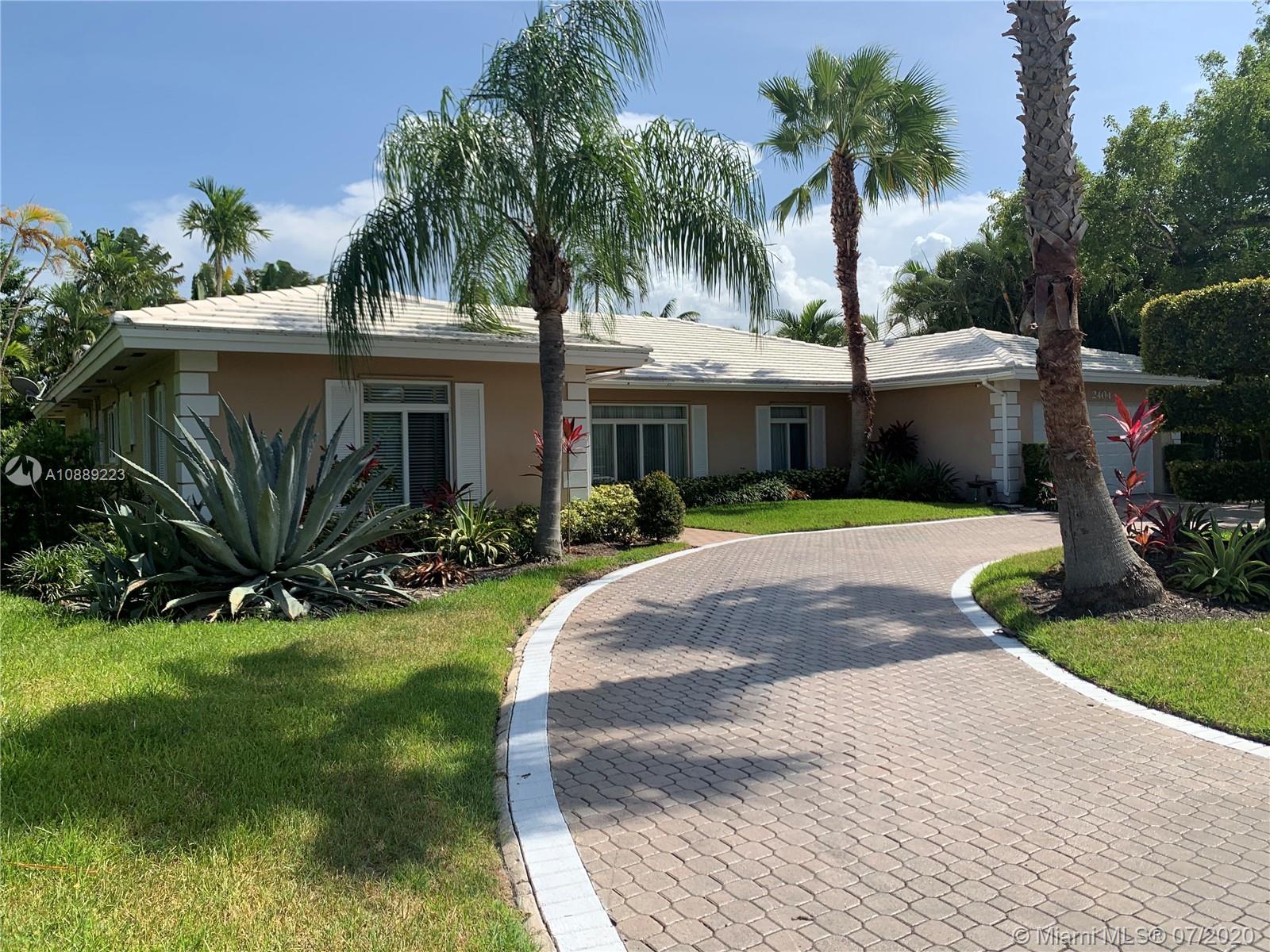 2404 NE 37th Dr Property Photo - Fort Lauderdale, FL real estate listing