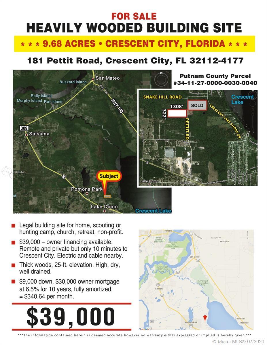 181 Pettit Rd Property Photo