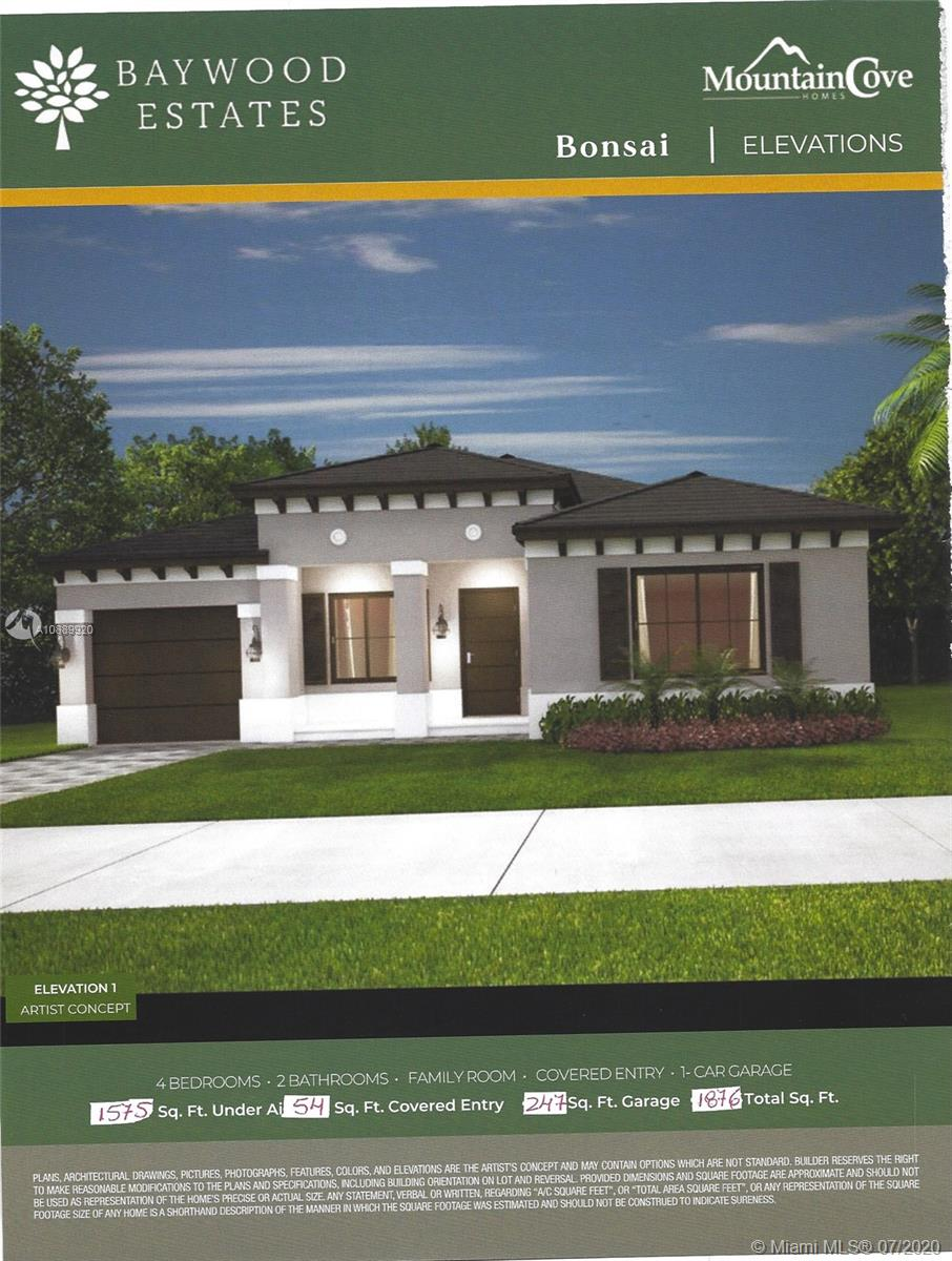 15701 SW 299th St Property Photo - Homestead, FL real estate listing