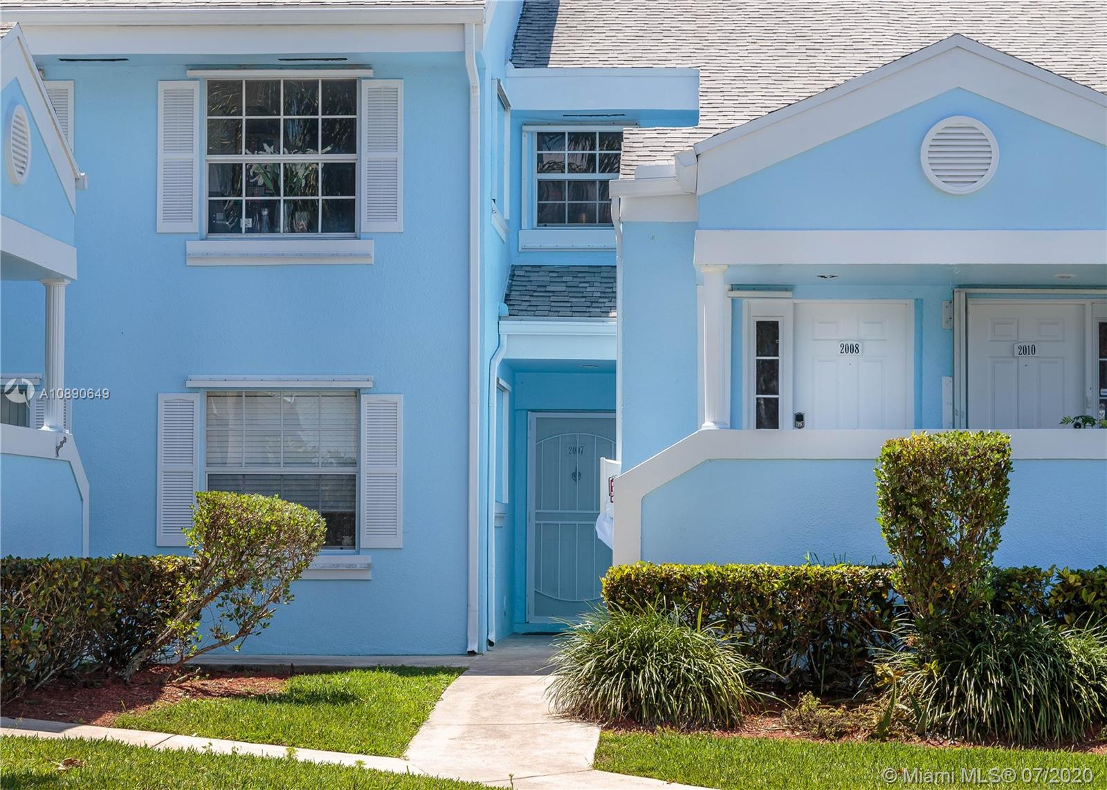 2008 SE 26th Ln #204 Property Photo - Homestead, FL real estate listing