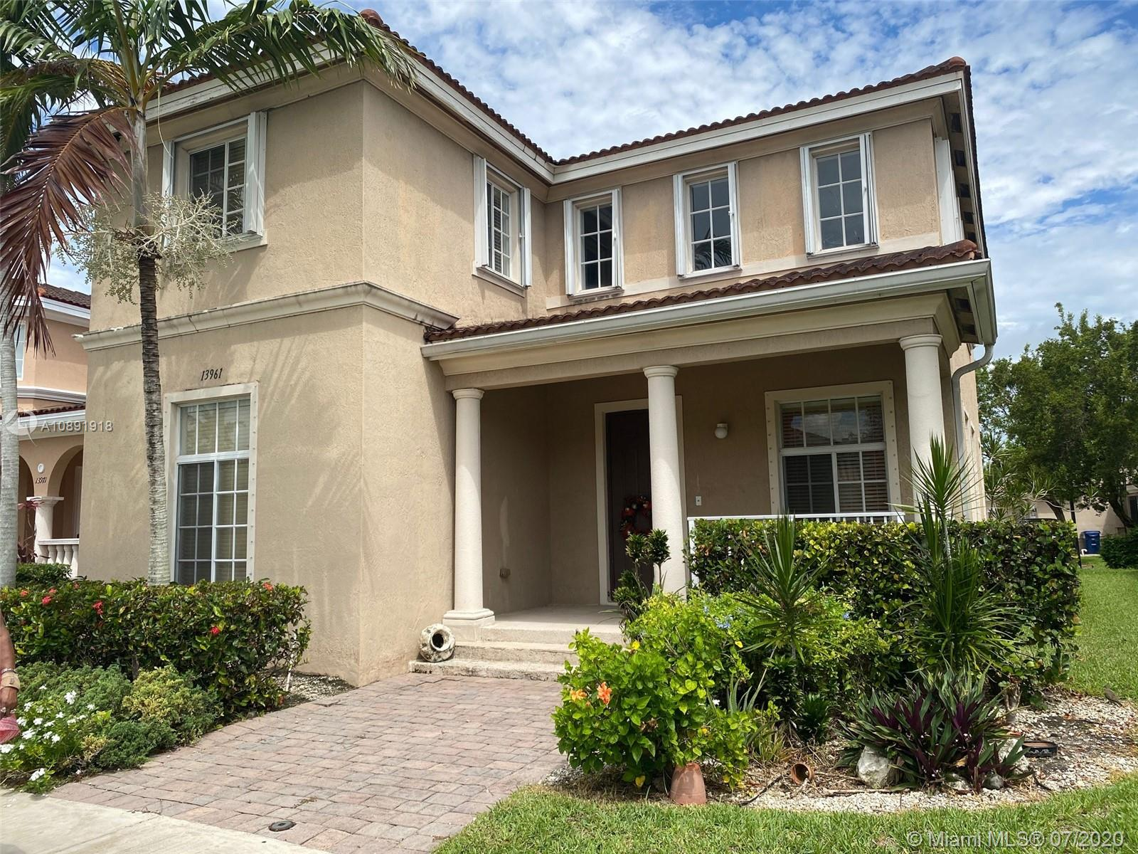 13961 SW 272nd St Property Photo - Homestead, FL real estate listing