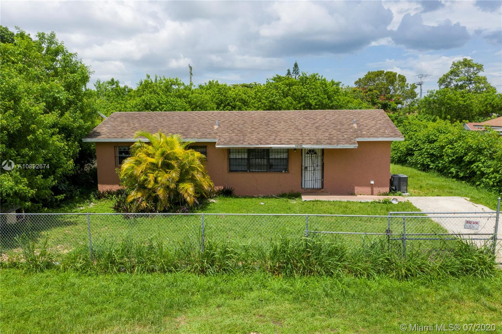 26700 SW 133rd Ct Property Photo - Homestead, FL real estate listing