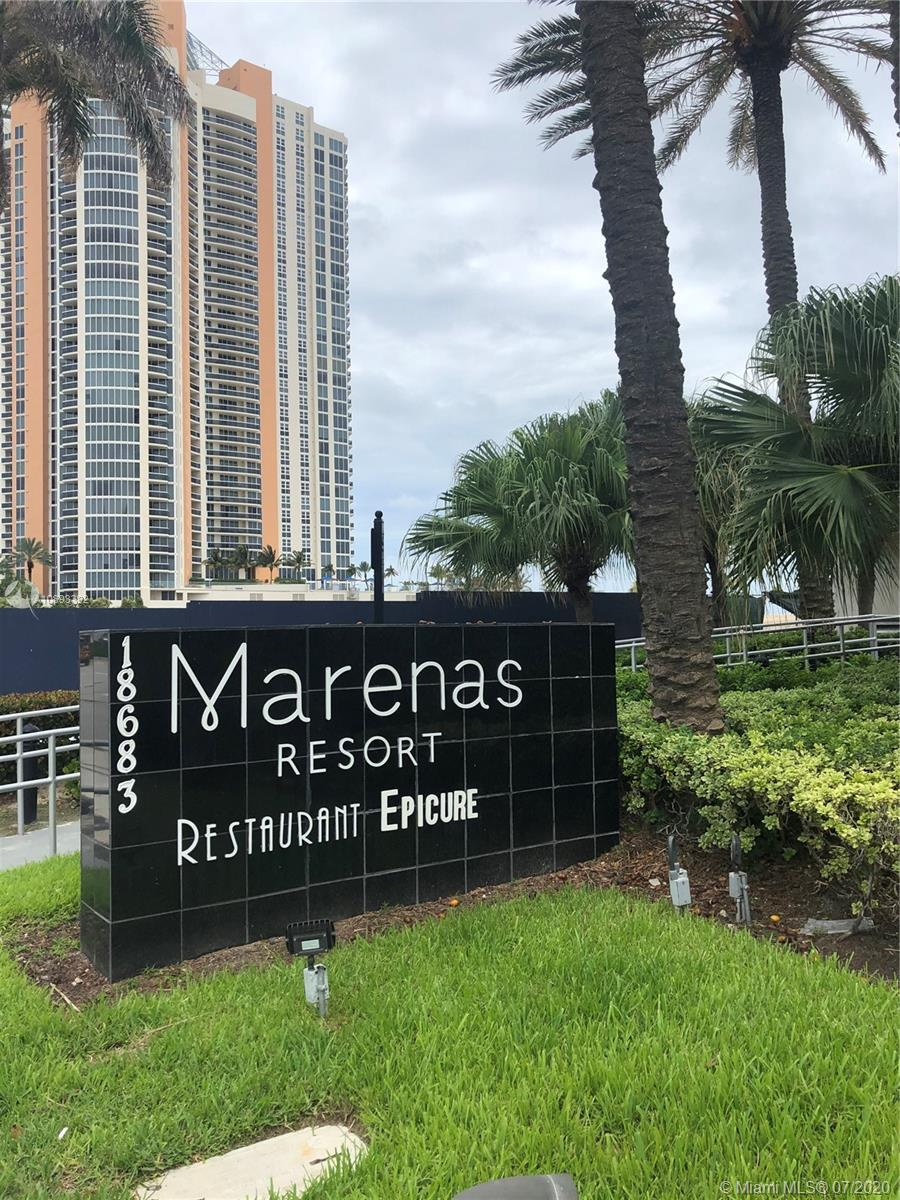 18683 Collins Ave #708 Property Photo