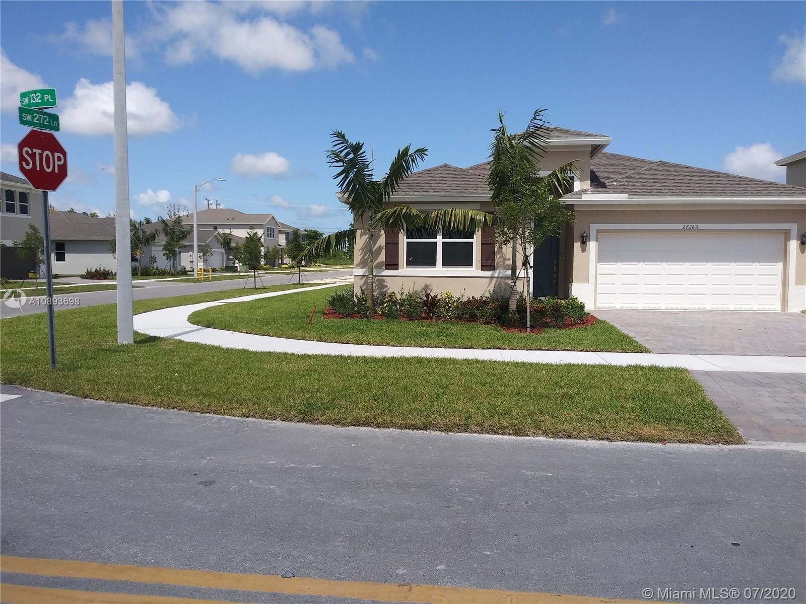 27263 SW 132nd Pl #27263 Property Photo - Homestead, FL real estate listing