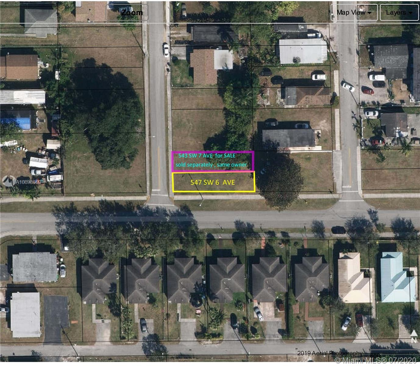 543 SW 7th Ave Property Photo - Homestead, FL real estate listing