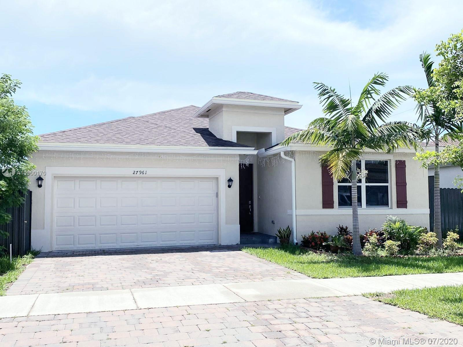 27961 SW 134th Ct Property Photo - Homestead, FL real estate listing