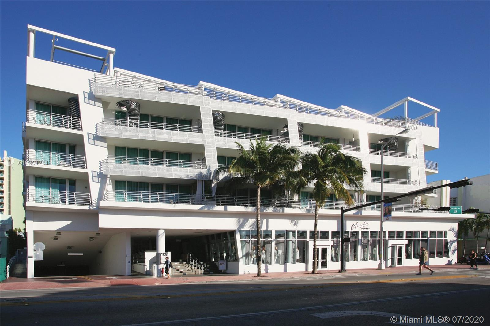 1437 Collins Ave #PH12 Property Photo