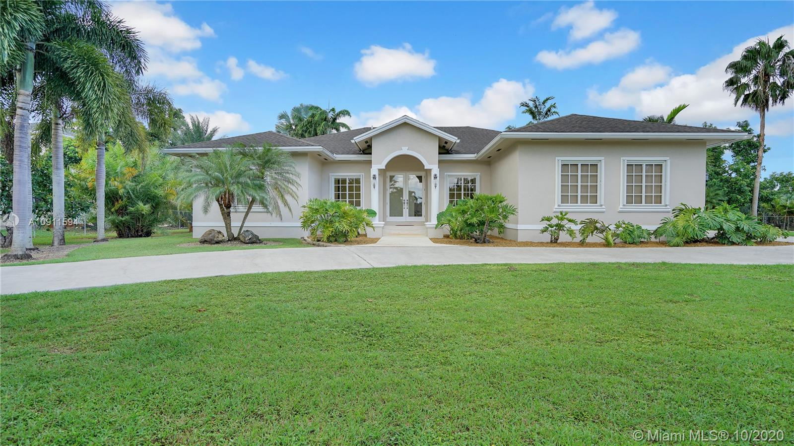 15901 SW 250 ST Property Photo - Homestead, FL real estate listing