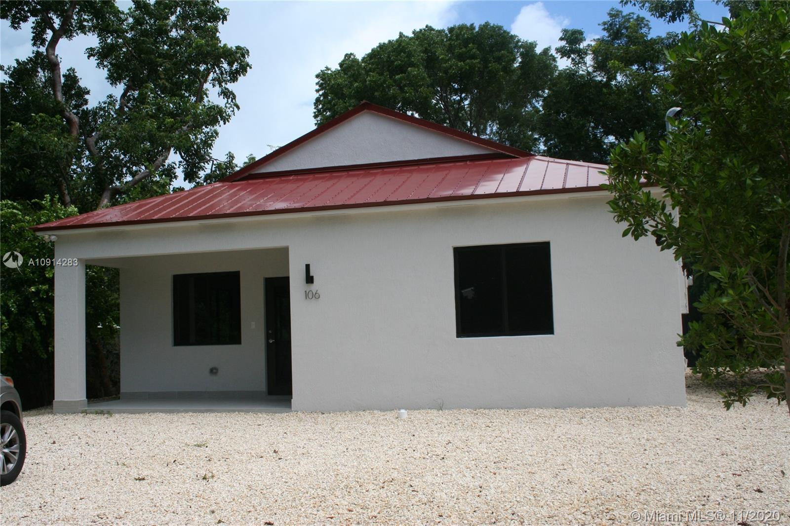 110 S Bay Harbor Dr. Property Photo 1
