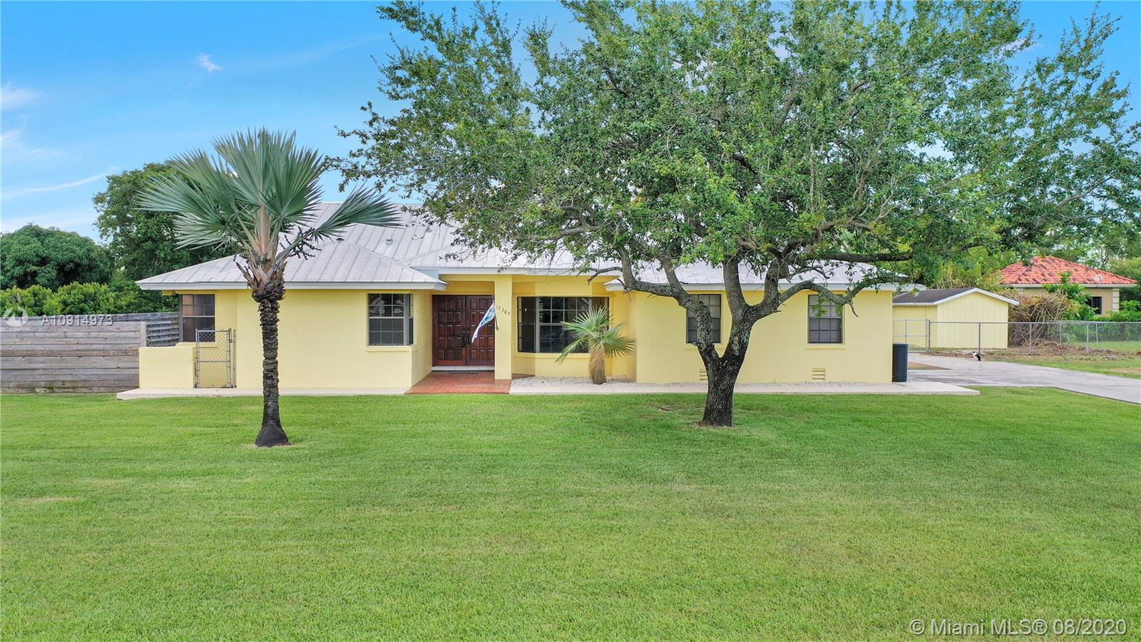 19385 SW 289th St Property Photo - Homestead, FL real estate listing