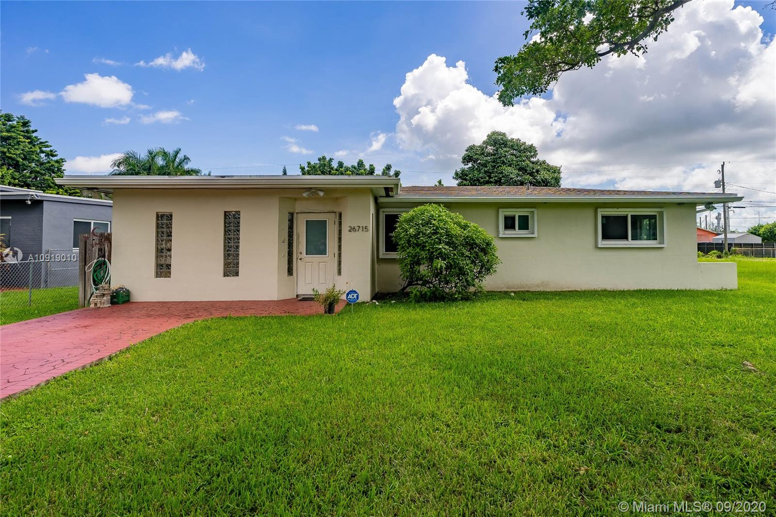 26715 SW 133rd Ct Property Photo - Homestead, FL real estate listing