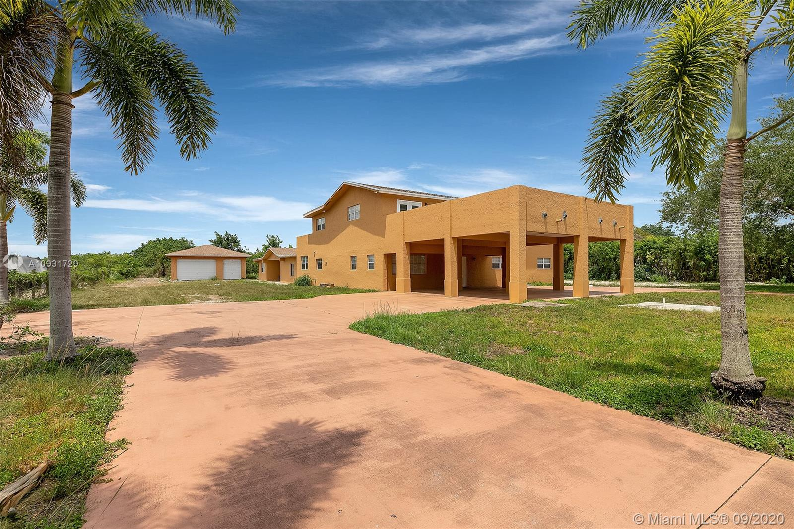15485 SW 260th St Property Photo - Homestead, FL real estate listing
