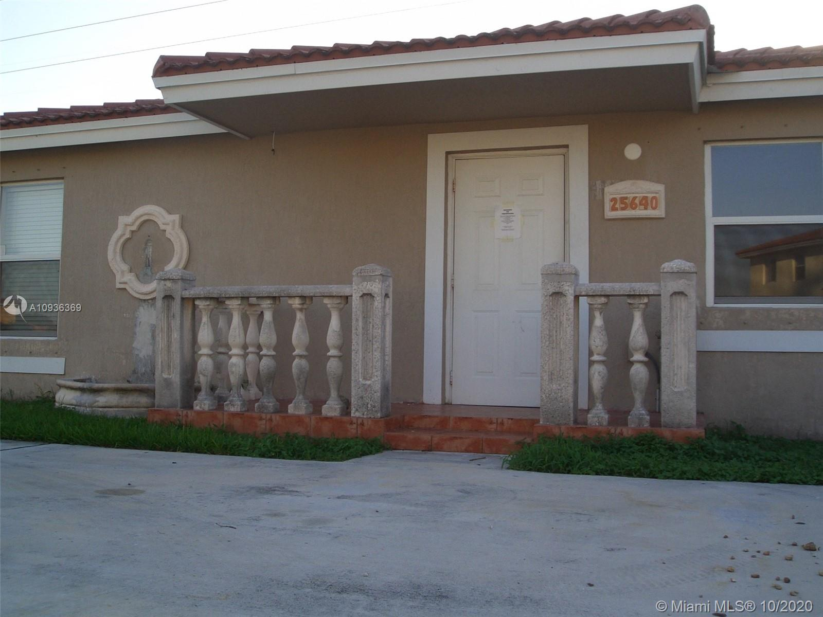 25640 Sw 128th Ct Property Photo