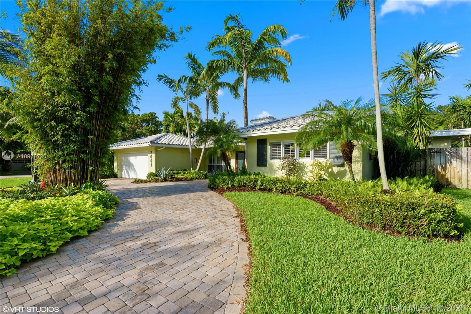 2601 NE 27th Ter Property Photo - Fort Lauderdale, FL real estate listing