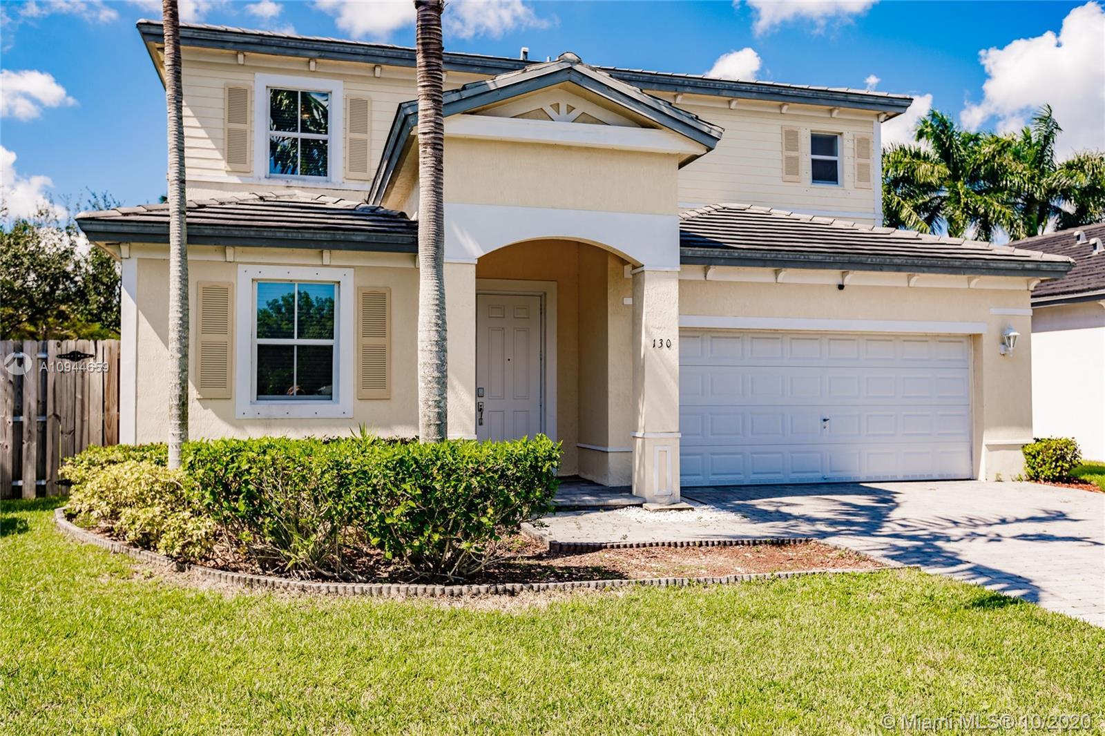 130 NE 28th Ter Property Photo - Homestead, FL real estate listing