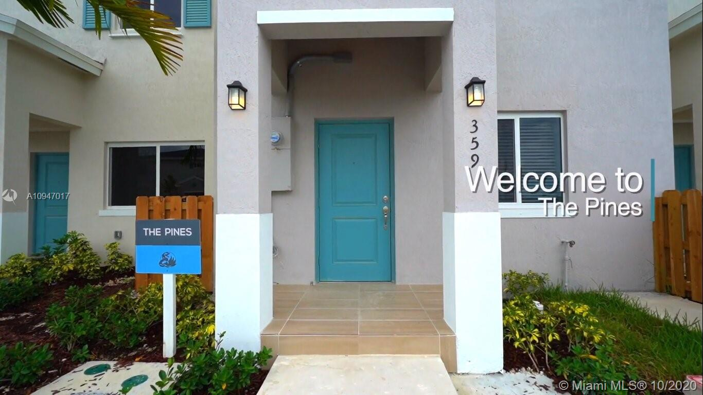 1250 NW 4 LN #1250 Property Photo - Florida City, FL real estate listing