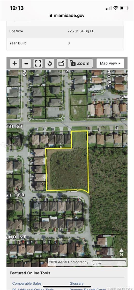 13300 SW 280 Property Photo - Homestead, FL real estate listing