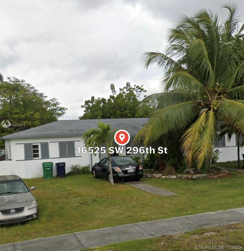 16525 SW 296th St Property Photo - Homestead, FL real estate listing