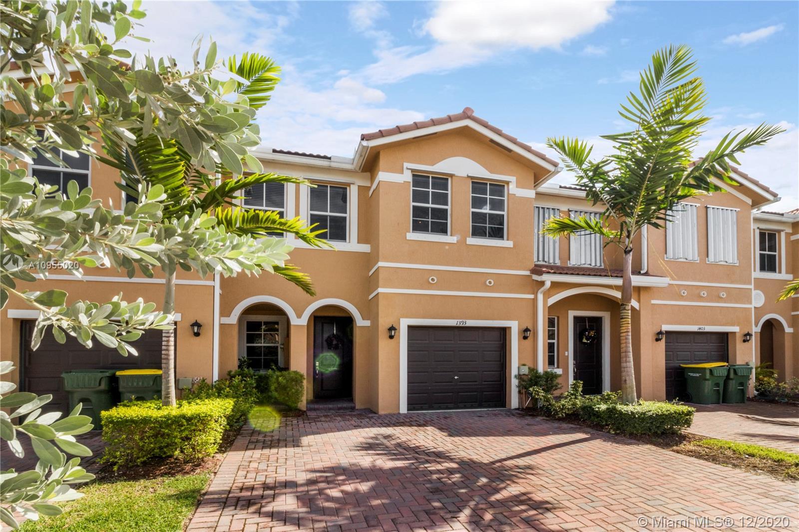 1393 SE 24th Ter Property Photo - Homestead, FL real estate listing