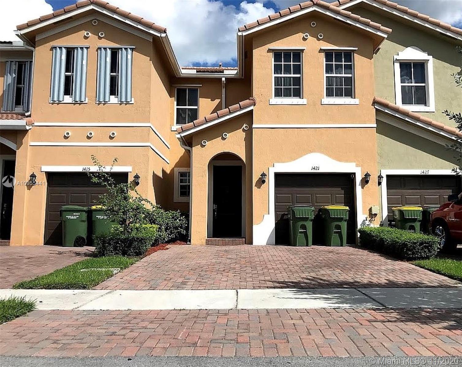 1421 SE 24th Ter Property Photo - Homestead, FL real estate listing
