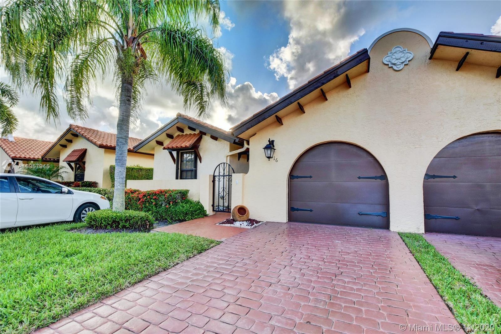 5316 Bolero Cir Property Photo - Delray Beach, FL real estate listing