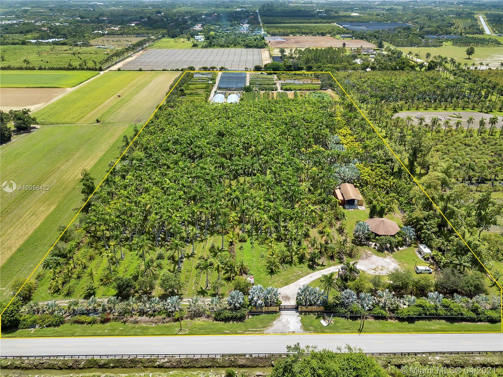 25355 SW 167 AVE Property Photo - Miami, FL real estate listing
