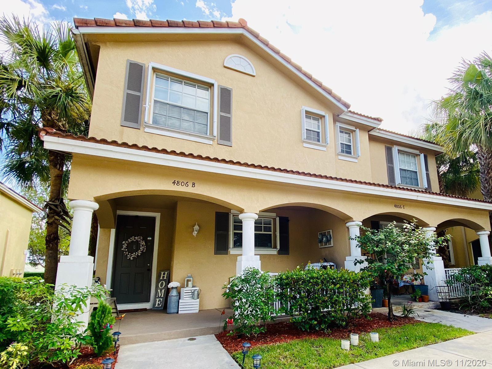 4806 W Bexley Park Dr #B Property Photo - Delray Beach, FL real estate listing