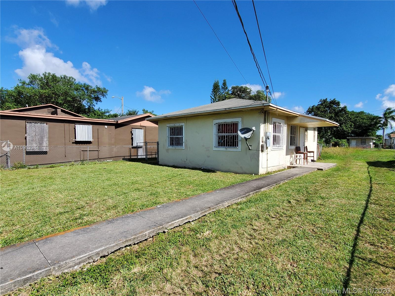513 SW 8th Ave Property Photo - Homestead, FL real estate listing