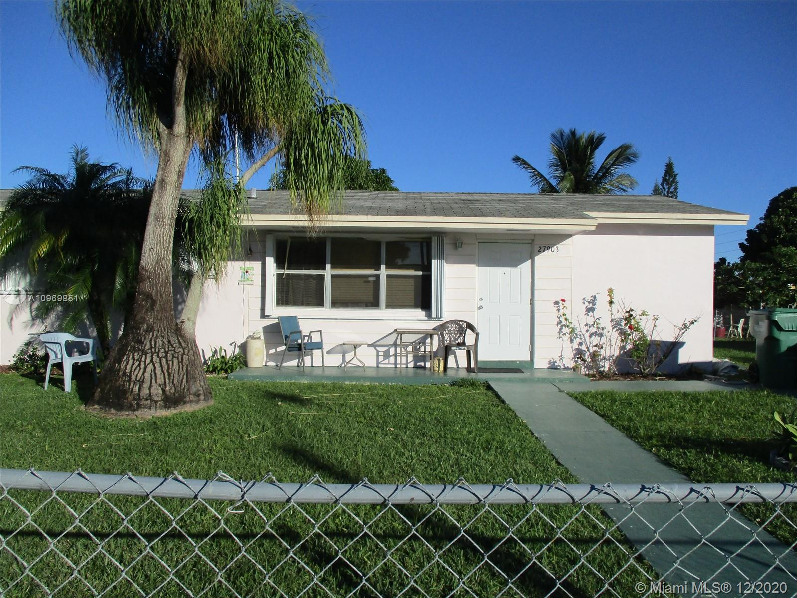 27903 SW 131st Ave Property Photo - Homestead, FL real estate listing
