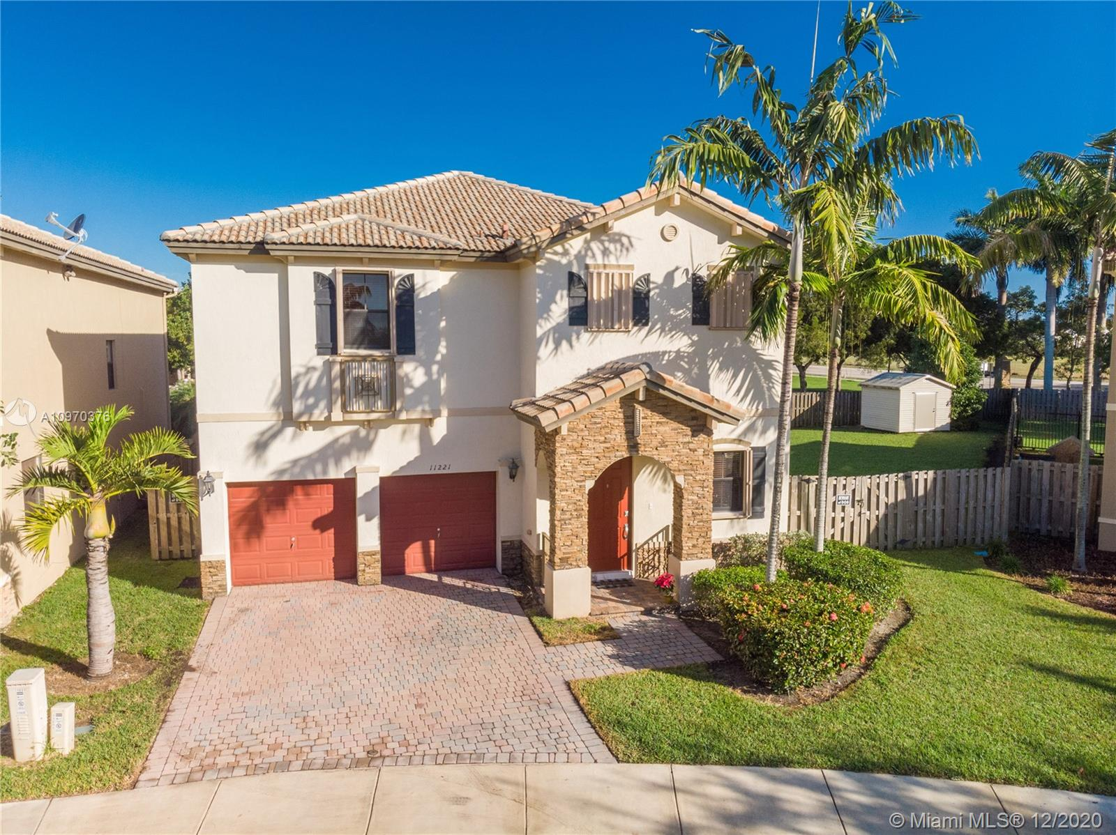 11221 SW 240th Ln Property Photo - Homestead, FL real estate listing