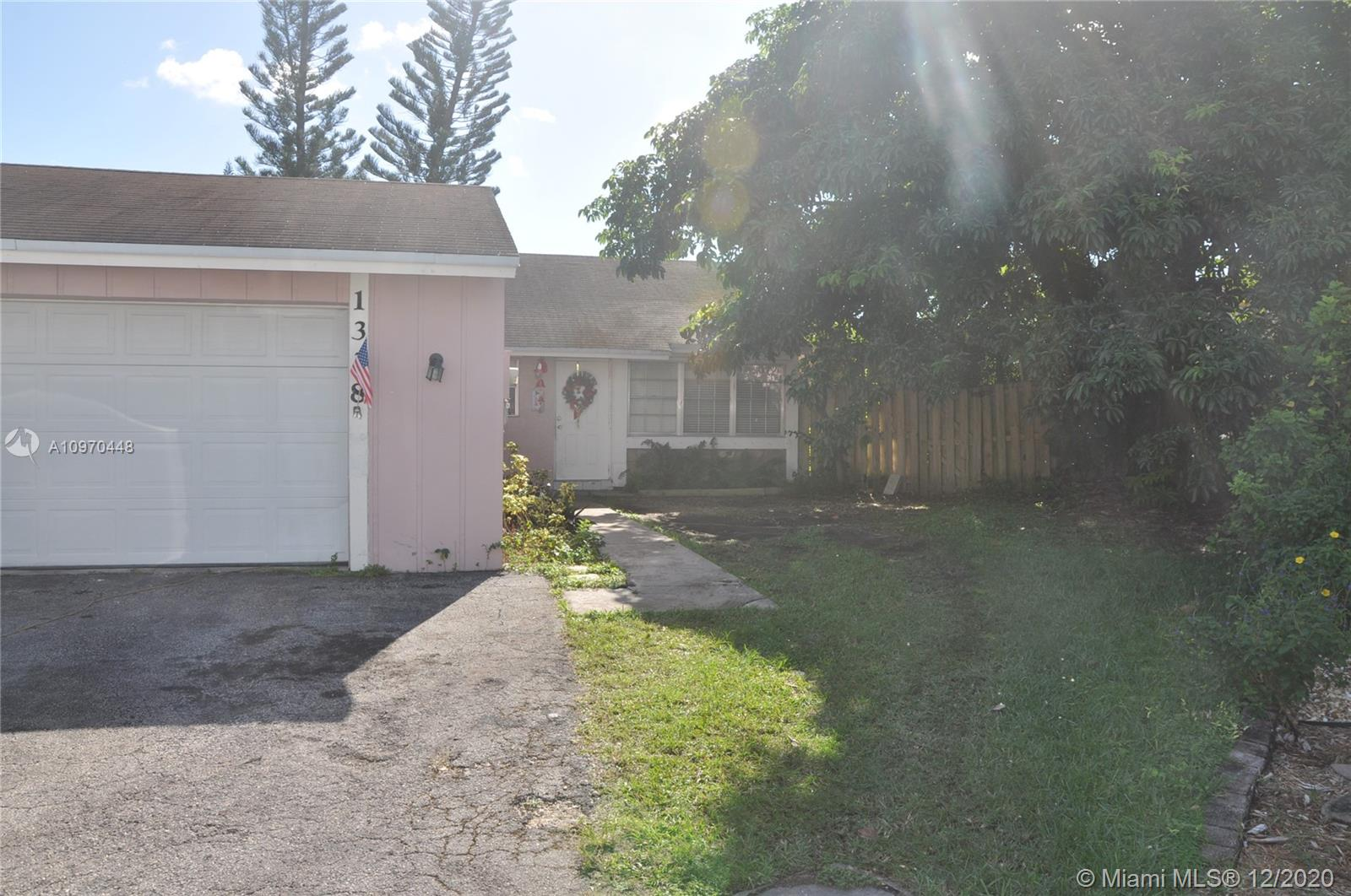 1338 S Quetzal Ct Property Photo - Homestead, FL real estate listing
