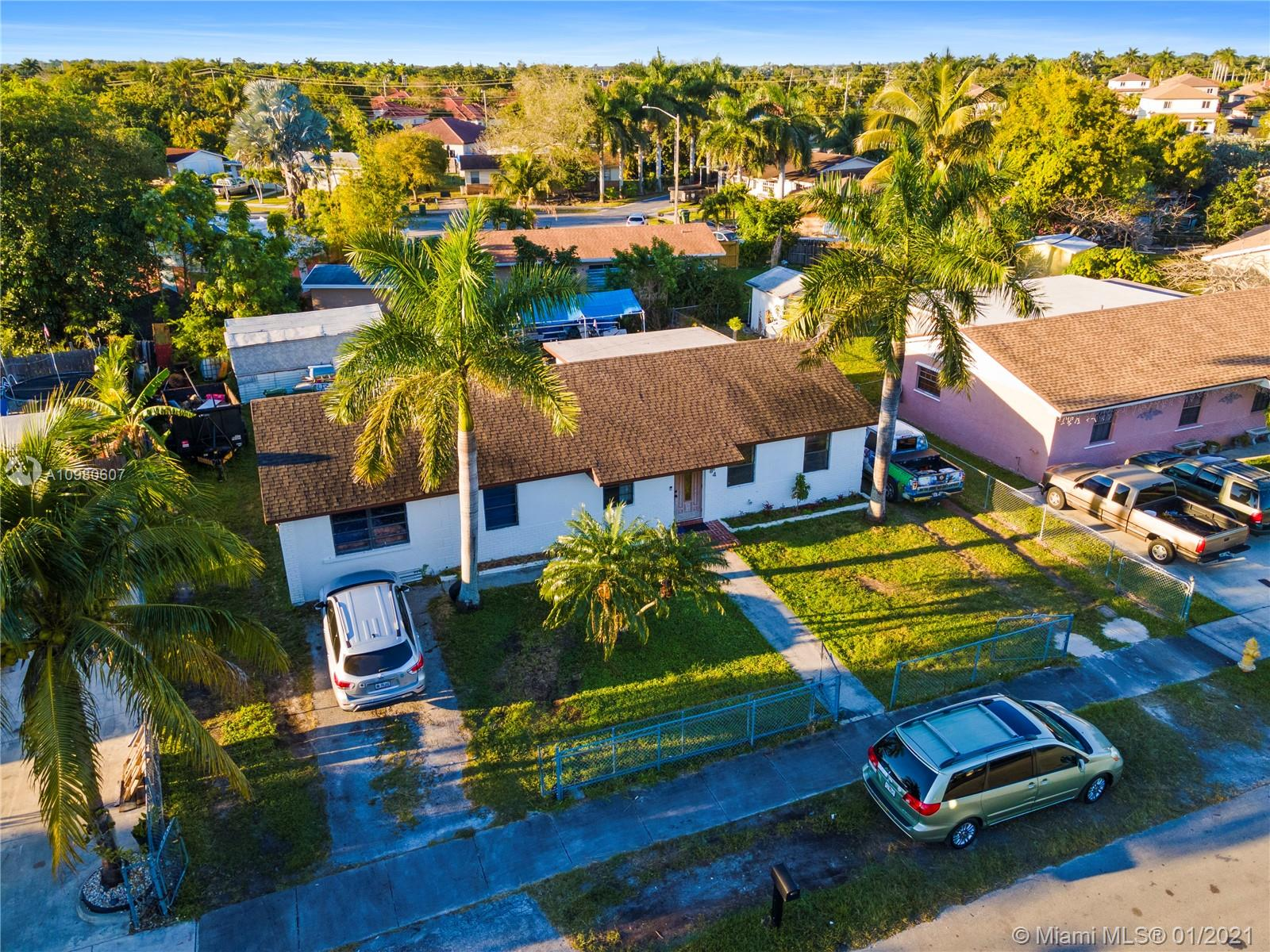 84 SW 17th Ave Property Photo - Homestead, FL real estate listing