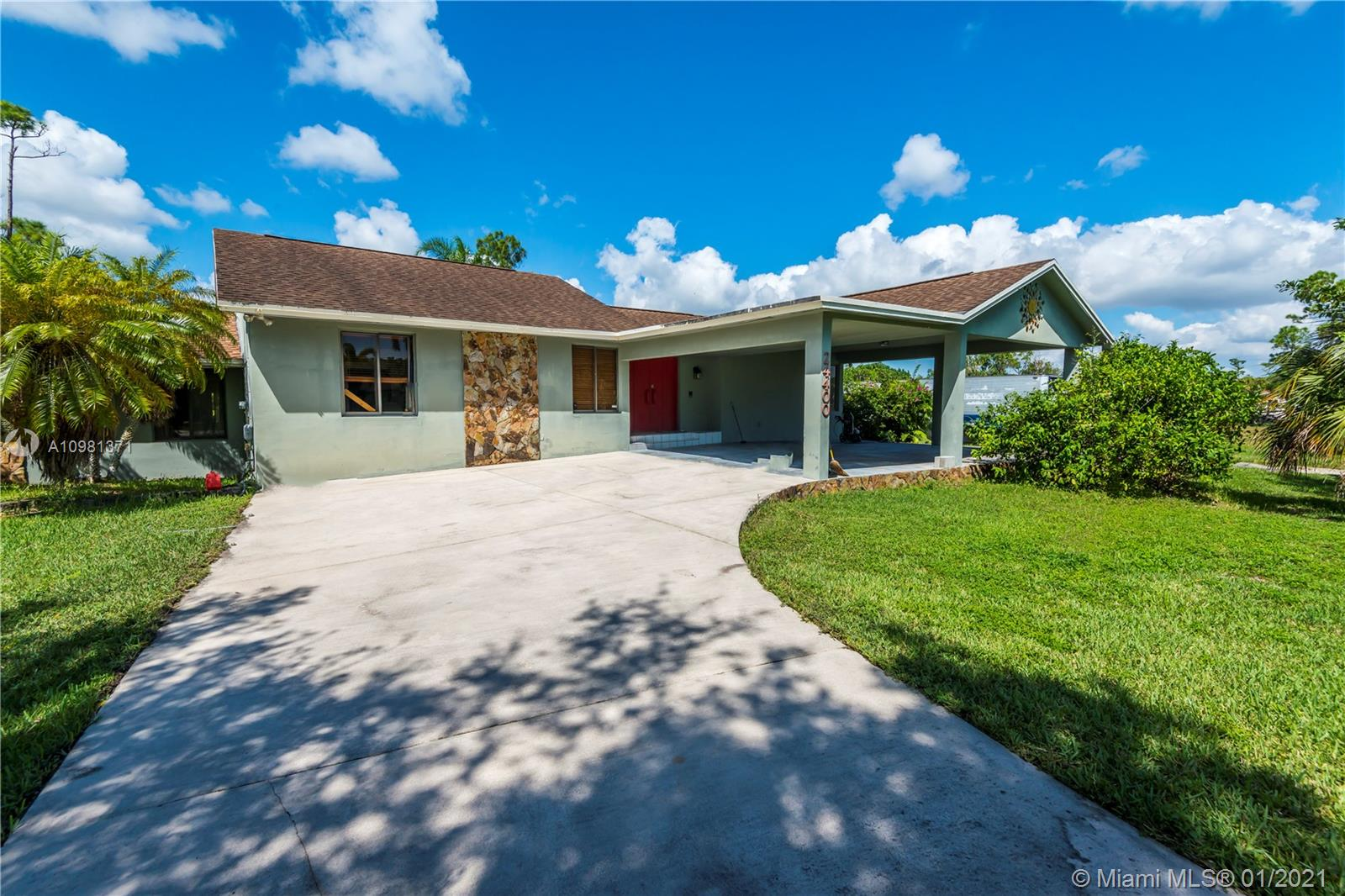 24400 SW 123rd Ave Property Photo - Homestead, FL real estate listing