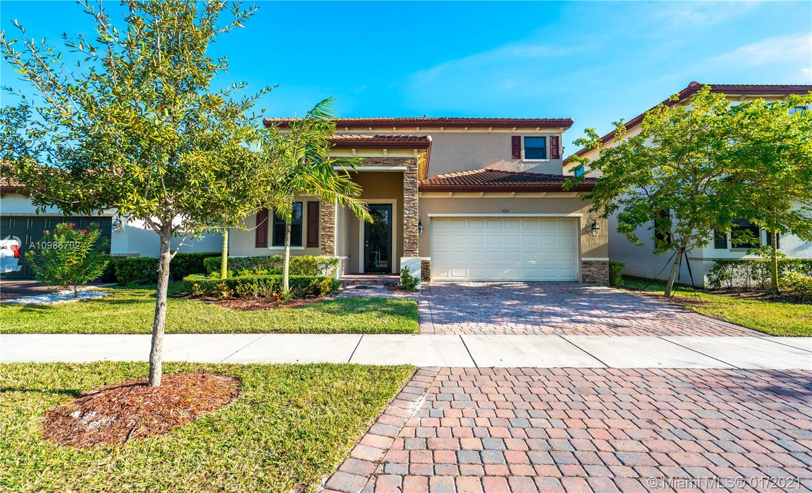 631 SE 37th Ter Property Photo - Homestead, FL real estate listing