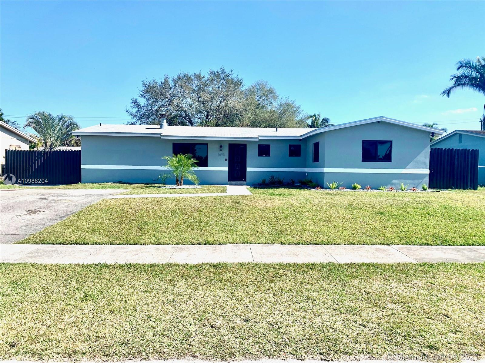 1695 NW 3rd Ave Property Photo - Homestead, FL real estate listing